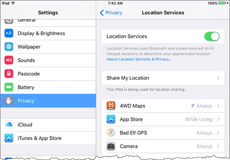 Hema 4WD Maps app [iOS] eGuide